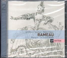 Jean-Philippe Rameau: Pigmalion, Les Grands Motets (2CD, Virgin Veritas)