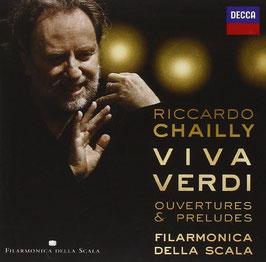 Giuseppe Verdi: Viva Verdi, Ouvertures & Preludes (Decca)