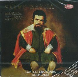 Salve Regina, Musica Española (Glissando)