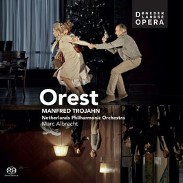 Manfred Trojahn: Orest (SACD, Challenge Classics)