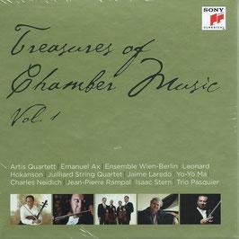 Treasures of Chamber Music, Vol. 1 (10CD, Sony)