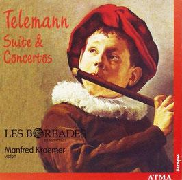 Georg Philipp Telemann: Suite & Concertos (Atma)