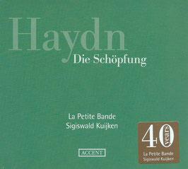 Franz Joseph Haydn: Die Schöpfung (2CD, Accent)