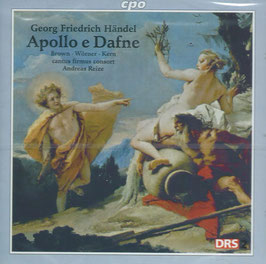 Georg Friedrich Händel: Apollo e Dafne (CPO)