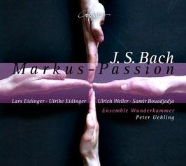 Johann Sebastian Bach: Markus-Passion (Coviello)