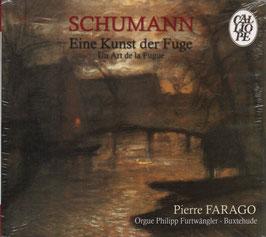 Robert Schumann: Eine Kunst der Fuge (Calliope)