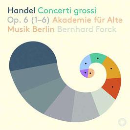 Georg Friedrich Händel: Concerti Grossi Op. 6, 1-6 (SACD, Pentatone)