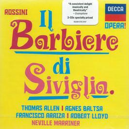 Gioachino Rossini: Il Barbiere di Siviglia (2CD, Decca)