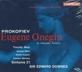 Sergei Prokofiev: Eugene Onegin (2CD, Chandos)