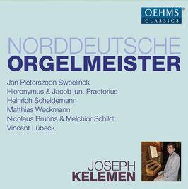 Norddeutsche Orgelmeister (6CD, Oehms)