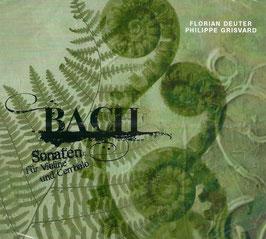Johann Sebastian Bach: Sonaten für Violine und Cembalo (2CD, Eloquentia)