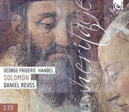Georg Friedrich Händel: Solomon (2CD, Harmonia Mundi)