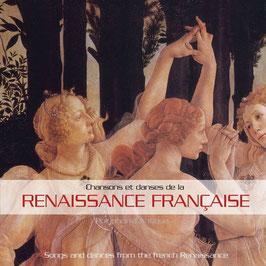 Renaissance Française, Chansons et dances (PierreVerany)