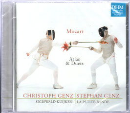 Wolfgang Amadeus Mozart: Arias & Duets (Deutsche Harmonia Mundi)