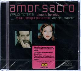 Antonio Vivaldi: Amor Sacro (Archiv)