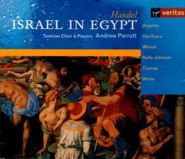 Georg Friedrich Händel: Israel in Egypt (2CD, Virgin Veritas)