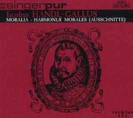Iacobus Handl-Gallus: Moralia, Harmoniae Morales (Ars Musici)