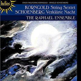 Erich Wolfgang Korngold: String Sextet, Arnold Schönberg: Verklärte Nacht (Hyperion Helios)