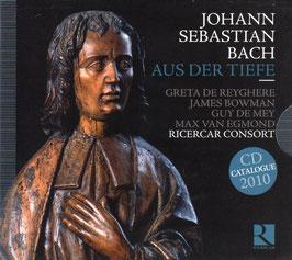 Johann Sebastian Bach: Aus der Tiefe (Ricercar)