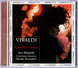 Antonio Vivaldi: Concerti e Cantate (Opus 111)