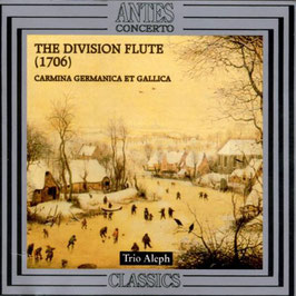 The division flute 1706 (Antes)