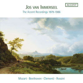 Jos van Immerseel, The Accent Recordings 1979-1986 (8CD, Accent)