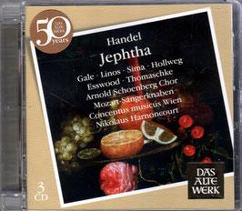 Georg Friedrich Händel: Jephta (3CD, Teldec)