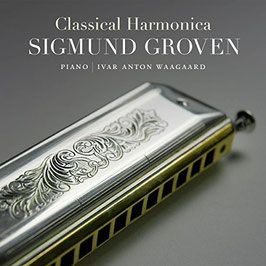 Classical Harmonica: Grieg, Bartók, Debussy, Mozart (Grappa)