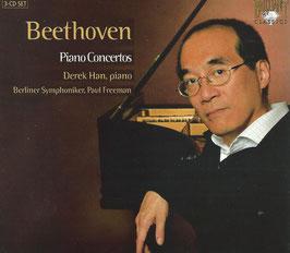 Ludwig van Beethoven: Piano Concertos (3CD, Brilliant)