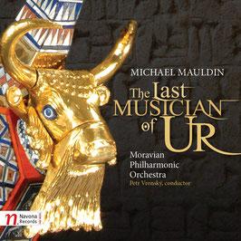 Michael Mauldin: The Last Musician of Ur (CD-single, Navona Records)