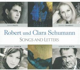 Robert Schumann, Clara Schumann: Songs and Letters, Myrthen (Telos)