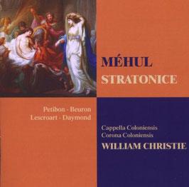 Étienne-Nicolas Méhul: Stratonice (2CD, Warner)