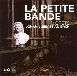 Johann Sebastian Bach: Motets (SACD, Challenge Classics)