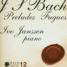 Johann Sebastian Bach: Préludes Fugues (VOID)