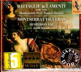 Battaglie & Lamenti 1600-1660 (Alia Vox)