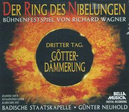 Richard Wager: Götterdämmerung (4CD, Bella Musica)