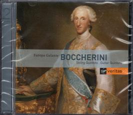 Luigi Boccherini: String Quintets, Guitar Quintets (2CD, Virgin Veritas)