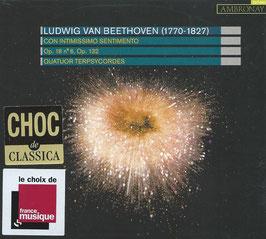 Ludwig van Beethoven: Con intimissimo sentimento, Op. 18 no 6, Op. 132 (Ambronay)