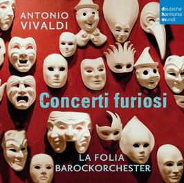 Antonio Vivaldi: Concerti furiosi (Deutsche Harmonia Mundi)