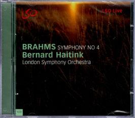Johannes Brahms: Symphony No 4 (LSO Live)