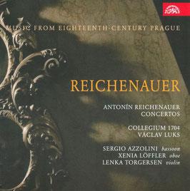 Antonín Reichenauer: Concertos (Suprahon)