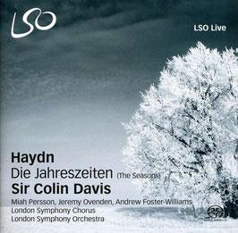 Franz Joseph Haydn: Die Jahreszeiten, The Seasons (2SACD, LSO Live)