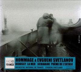 Claude Debussy: La Mer, Alexandre Sriabin: Poème de l'Extase (Naïve)