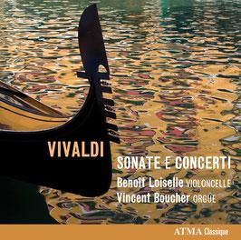 Antonio Vivaldi: Sonate e Concerti (Atma)