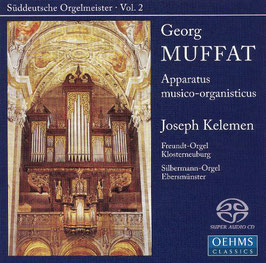 Georg Muffat: Apparatus musico-organisticus (2SACD, Oehms Classics)