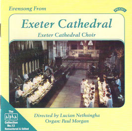 Evensong from Exeter Catherdral (Priory)