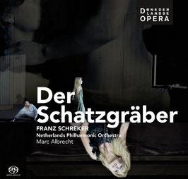 Franz Schreker: Der Schatzgräber (2SACD, luxe booklet, Challenge Classics)