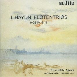 Joseph Haydn: Flötentrios Hob. IV 6-11 (Audite)