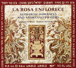 La Rosa en Florence, Sephardic Romances and Ashkenazi Prayers (Arta)