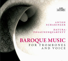 Baroque Music for Trombones and Voice (Ars Musici)